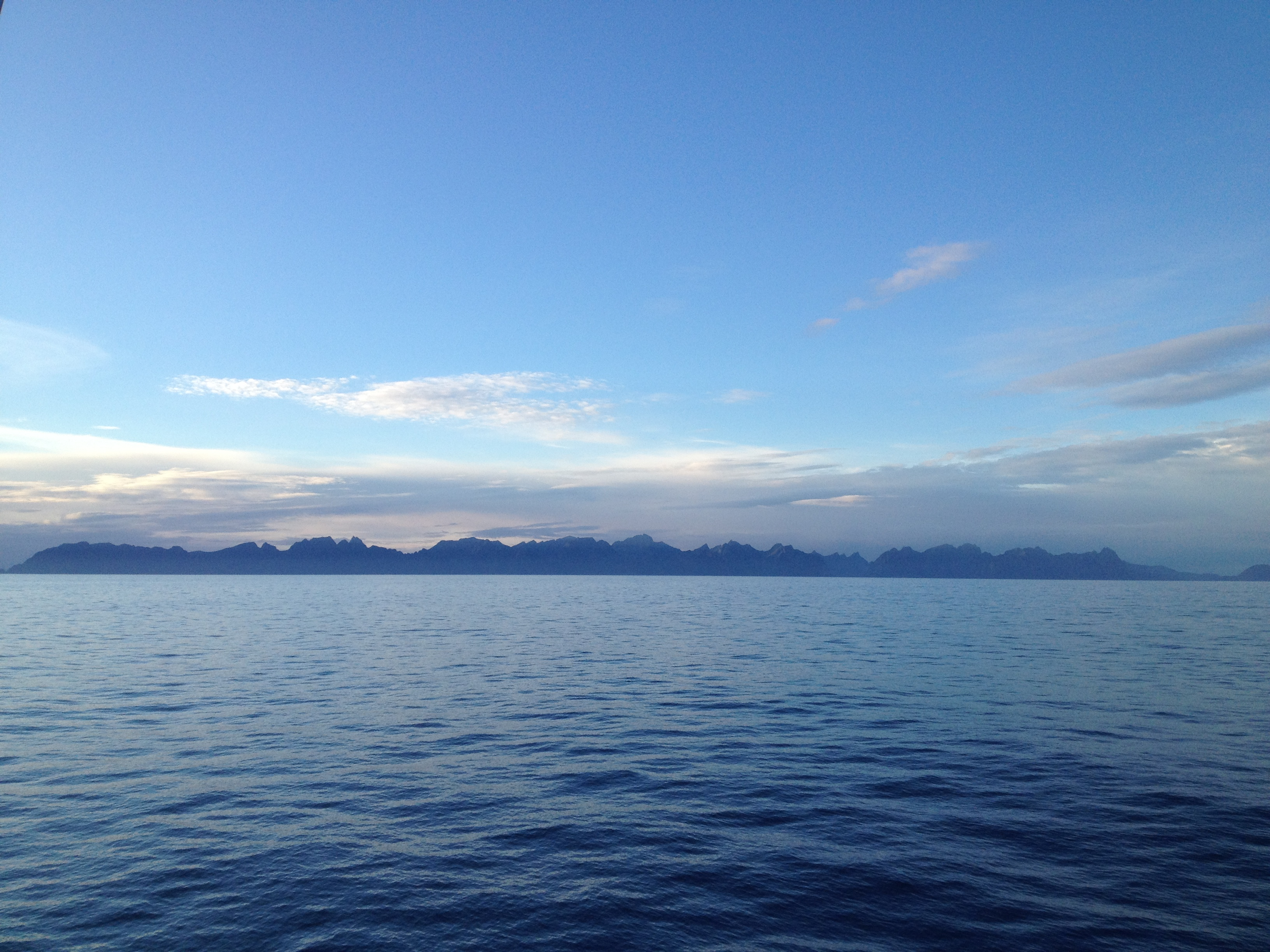 Ferry Bodø-Moskenes