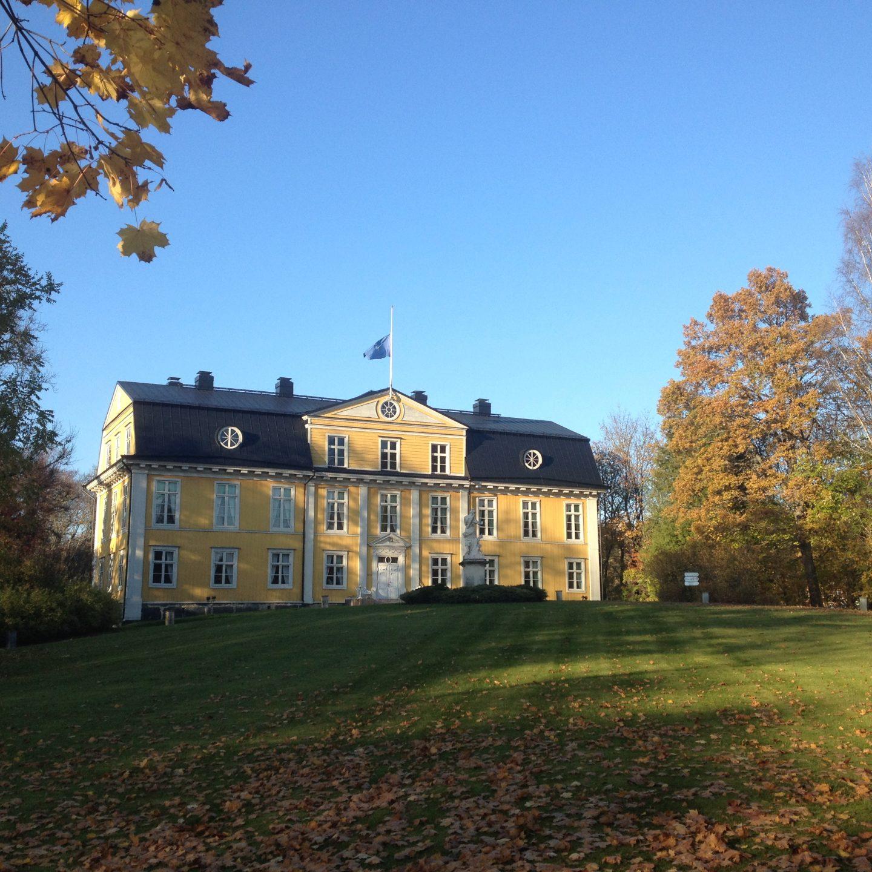 Svartå Manor (Mustio)