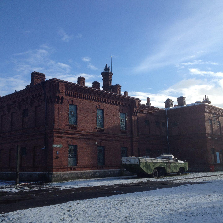 Prison Karosta (Liepaja)