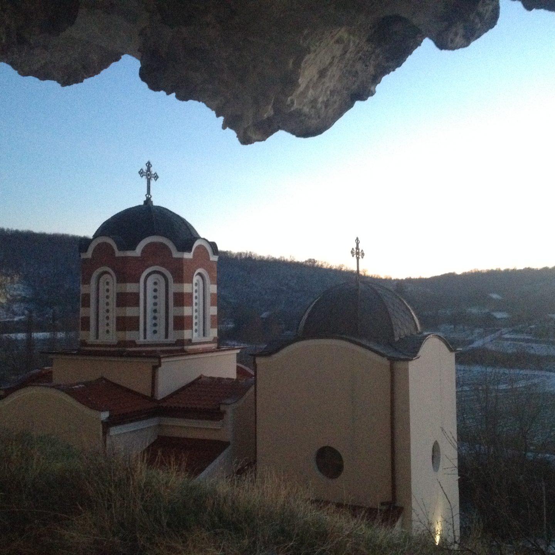 Églises rupestres d'Ivanovo