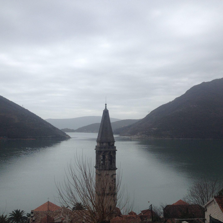 Perast (Baie de Kotor)