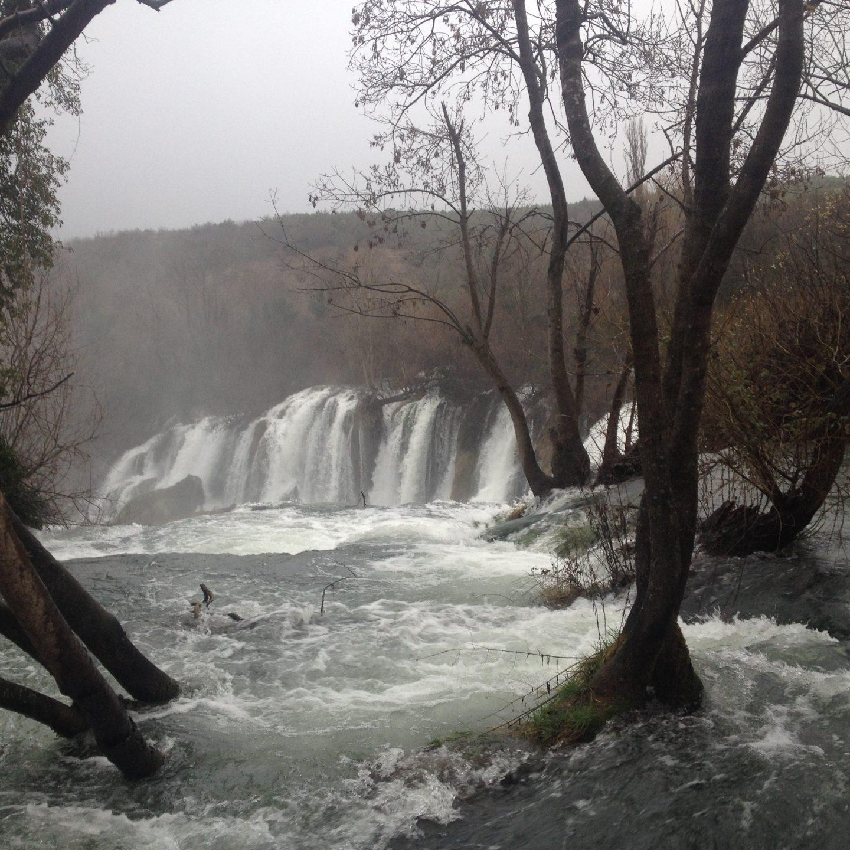 Cascade de Kravice